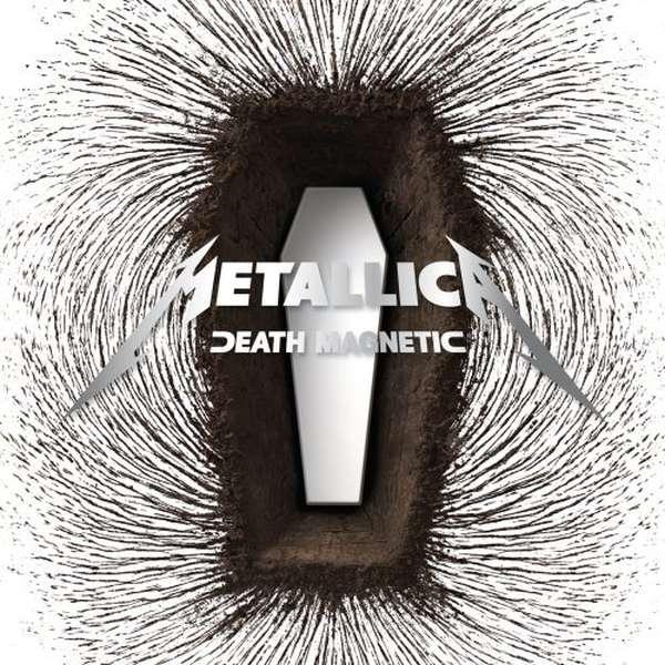 Metallica – Death Magnetic cover artwork