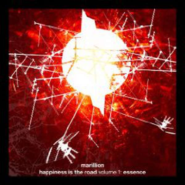 Marillion – Happiness is the Road Volume 1: The Essence cover artwork