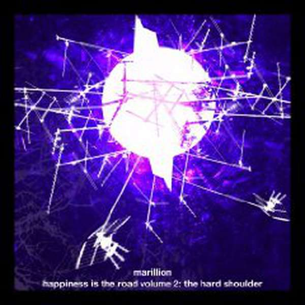 Marillion – Happiness is the Road Volume 2: The Hard Shoulder cover artwork