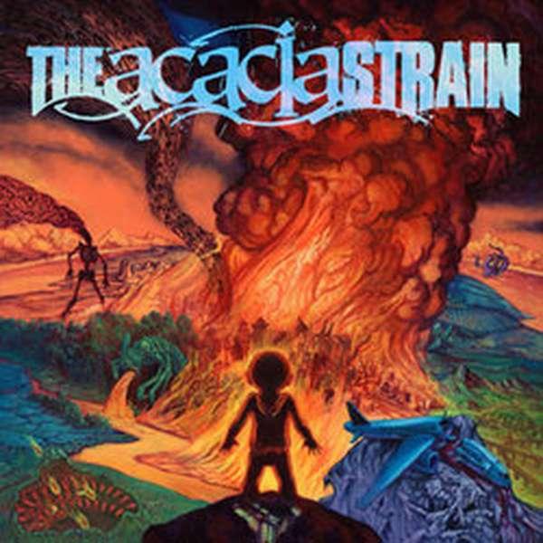 The Acacia Strain – Continent cover artwork
