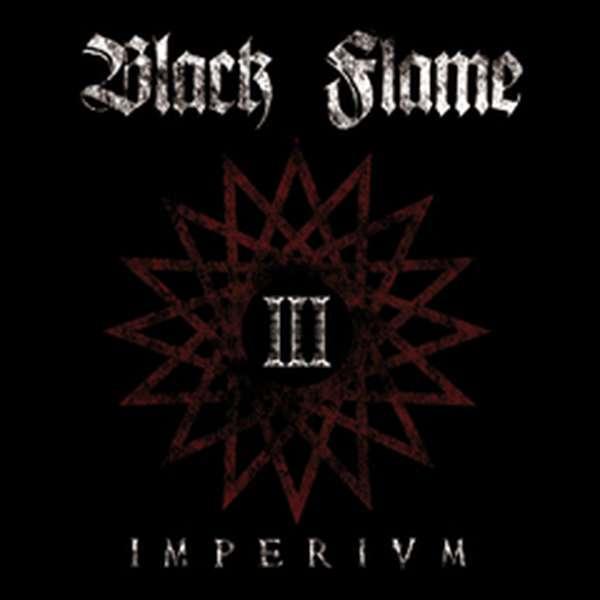Black Flame – Imperivm cover artwork