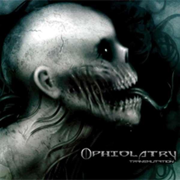 Ophiolatry – Transmutation cover artwork