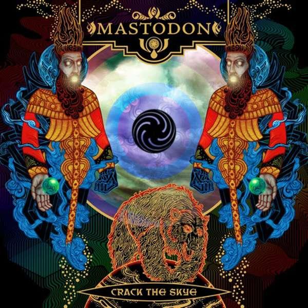Mastodon – Crack the Skye cover artwork