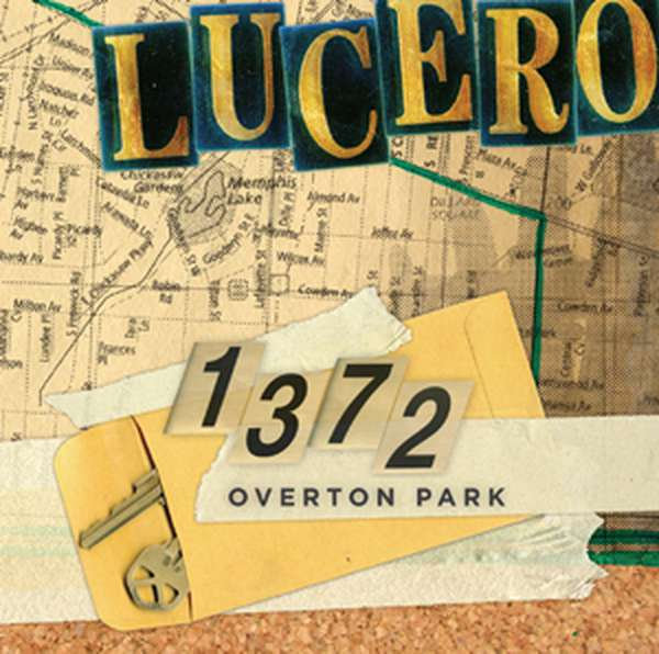 Lucero – 1372 Overton Park cover artwork
