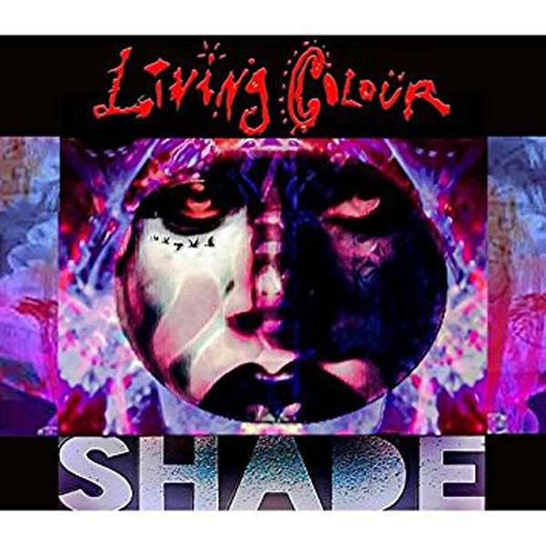 Living Colour – Shade cover artwork