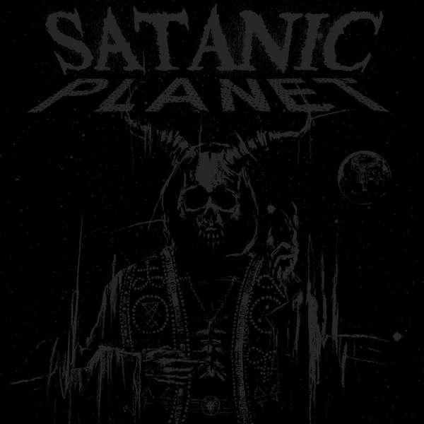 Satanic Planet – Satanic Planet cover artwork