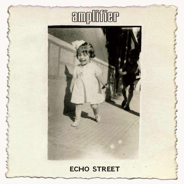 Amplifier – Echo Street cover artwork