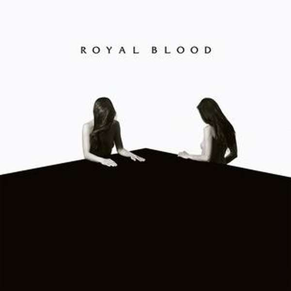 Royal Blood – How Did We Get So Dark? cover artwork