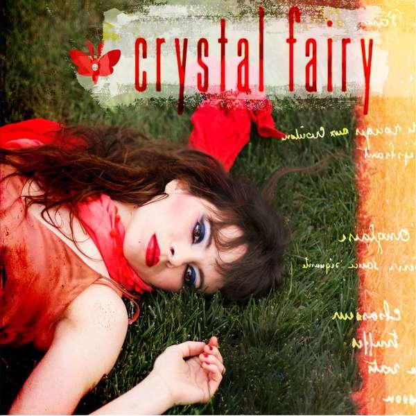 Crystal Fairy – Crystal Fairy cover artwork