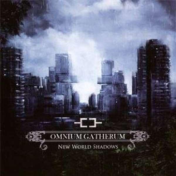 Omnium Gatherum – New World Shadows cover artwork