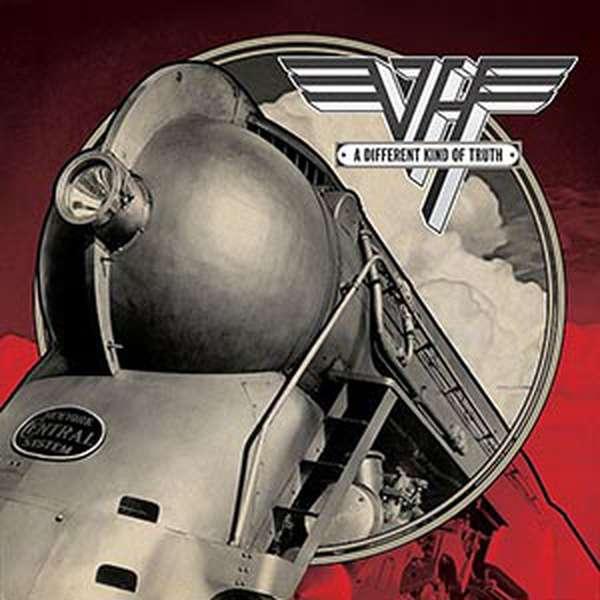 Van Halen – A Different Kind Of Truth cover artwork