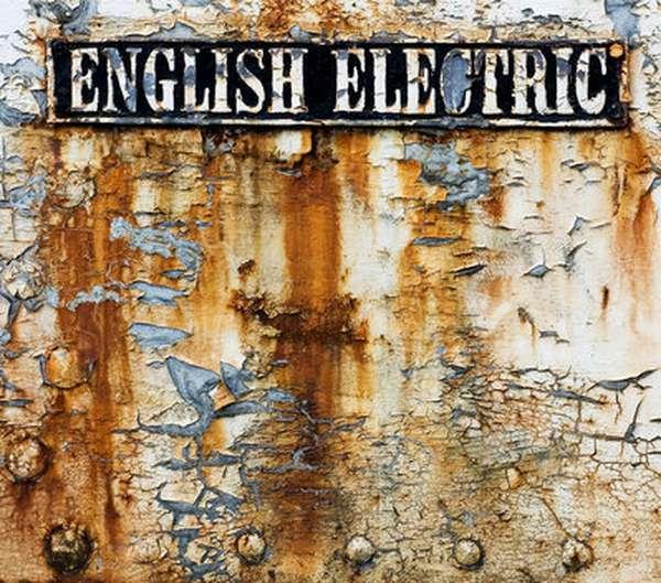 Big Big Train – English Electric cover artwork