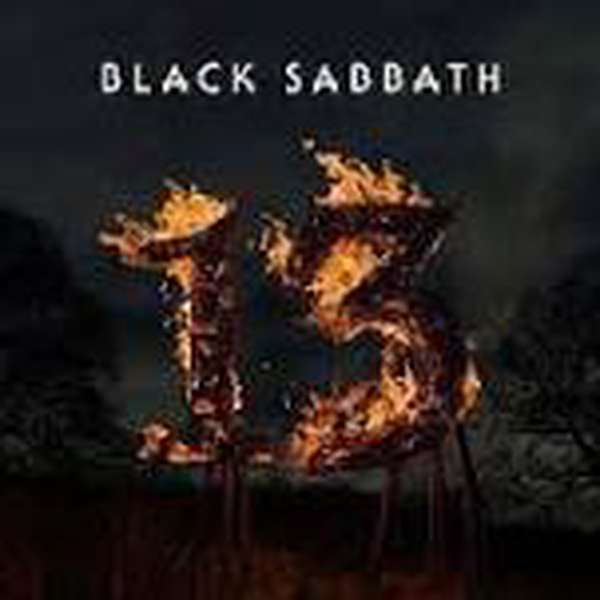 Black Sabbath – 13 cover artwork