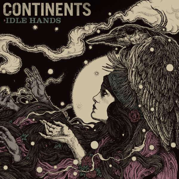 Continents – Idle Hands cover artwork