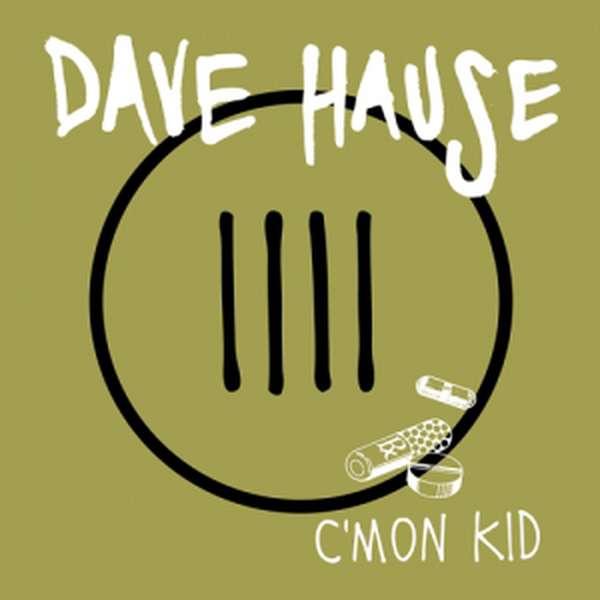Dave Hause – C'Mon Kid EP cover artwork