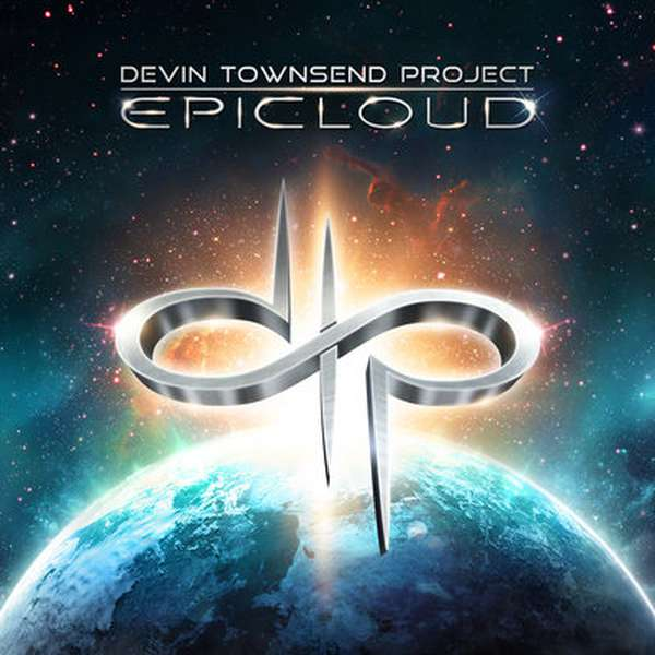Devin Townsend Project – Epicloud cover artwork
