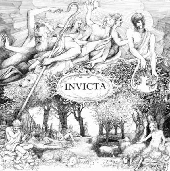 The Enid – Invicta cover artwork