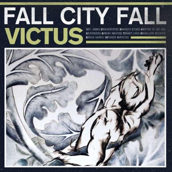 Fall City Fall – Victus cover artwork
