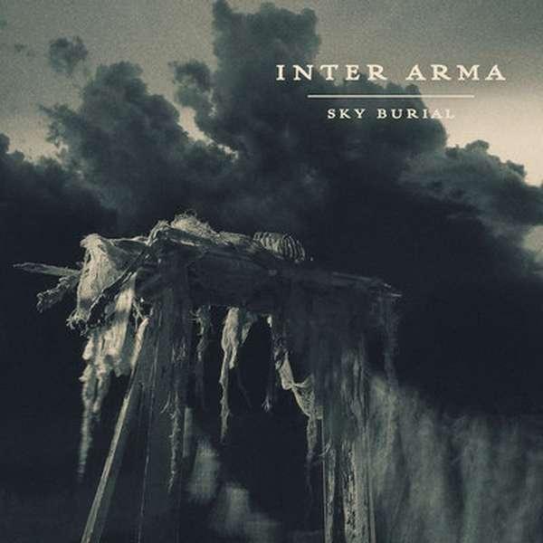 Inter Arma – Sky Burial cover artwork