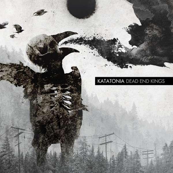 Katatonia – Dead End Kings cover artwork