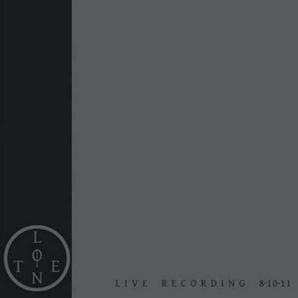 Lento – Live Recording 8-10-11 cover artwork
