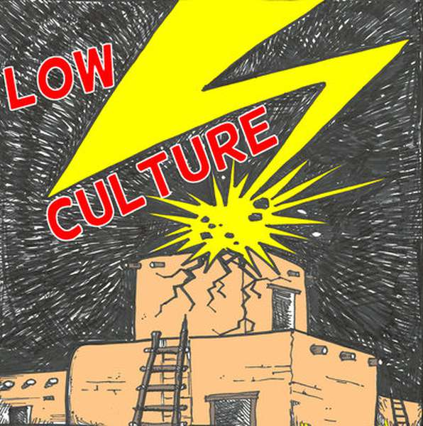Low Culture – Evil cover artwork