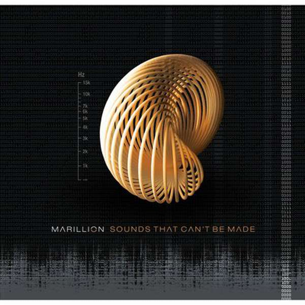 Marillion – Sounds That Can't Be Made cover artwork