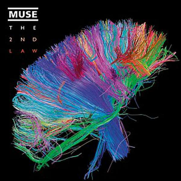 Muse – The 2nd Law cover artwork