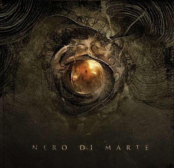 Nero di Marte – Self Titled cover artwork