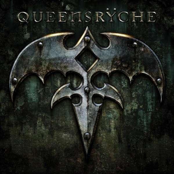 Queensrÿche – Self Titled cover artwork