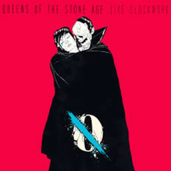 Queens of the Stone Age – Like Clockwork cover artwork