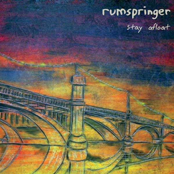 Rumspringer – Stay Afloat cover artwork