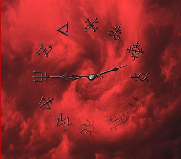 Rush – Clockwork Angels cover artwork