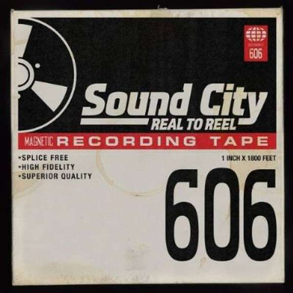 Various Artists – Sound City - Reel To Reel cover artwork