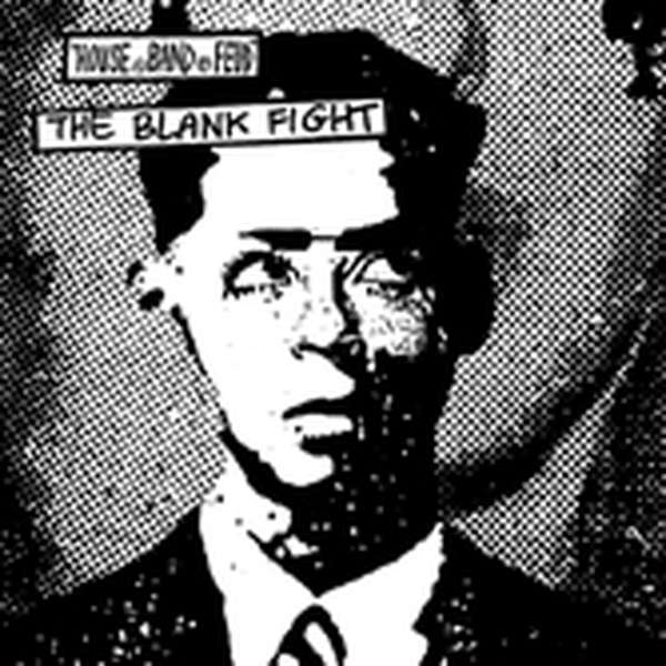 The Blank Fight – House Band Feud (Re-Issue) cover artwork