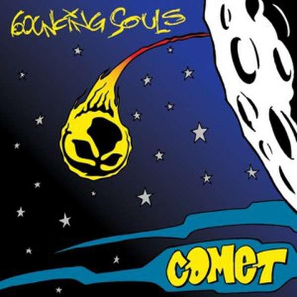 The Bouncing Souls – Comet cover artwork