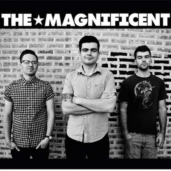 The Magnificent – Bad Lucky cover artwork