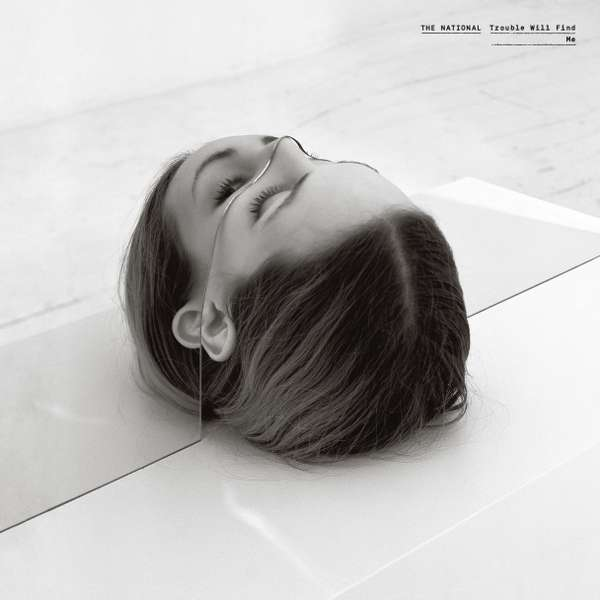 The National – Trouble Will Find Me cover artwork