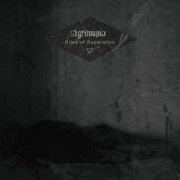 Agrimonia – Rites of Separation cover artwork
