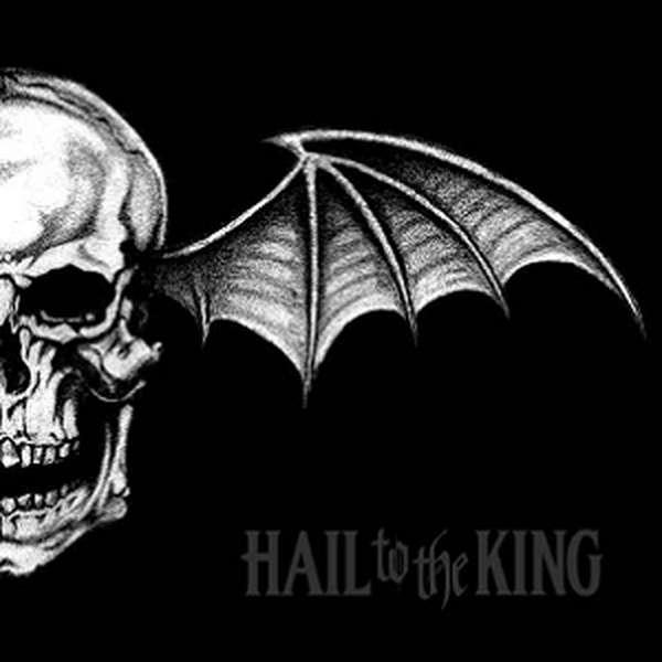 Avenged Sevenfold – Hail To The King cover artwork
