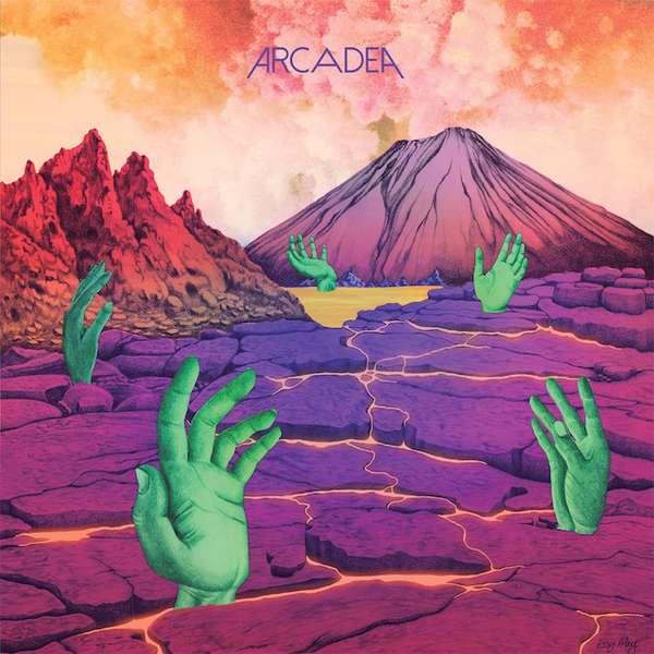 Arcadea – Arcadea cover artwork