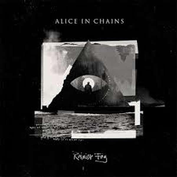 Alice In Chains – Rainier Fog cover artwork