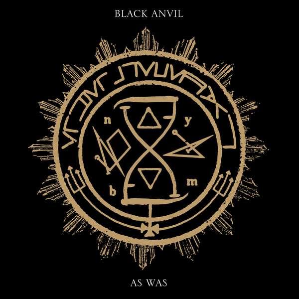 Black Anvil – As Was cover artwork