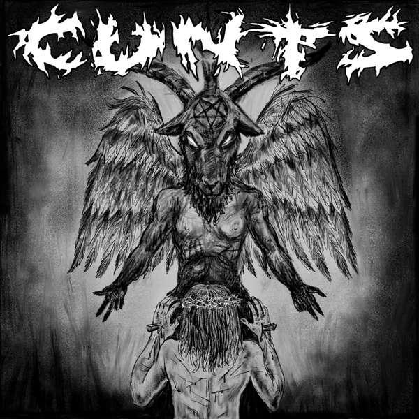 Cunts – Cunts cover artwork