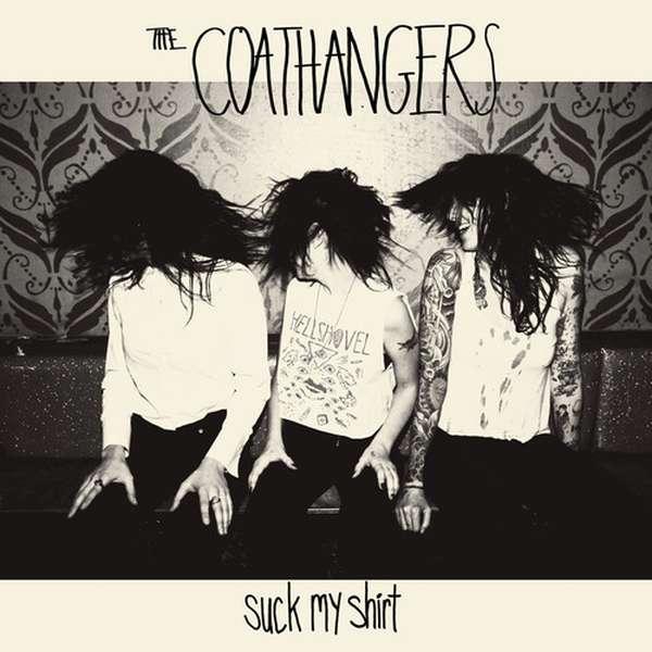Coathangers – Suck My Shirt cover artwork