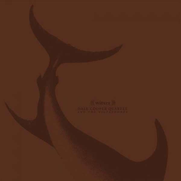 Various Artists – Dale Cooper Quartet & The Dictaphones/Witxes - Split cover artwork