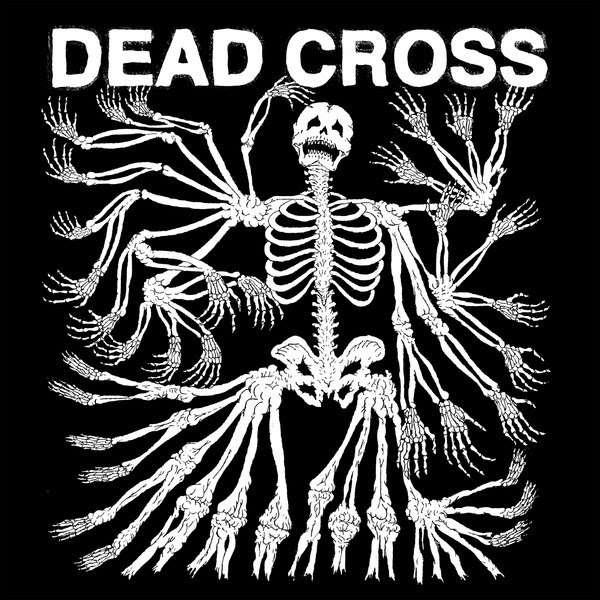 Dead Cross – Dead Cross cover artwork