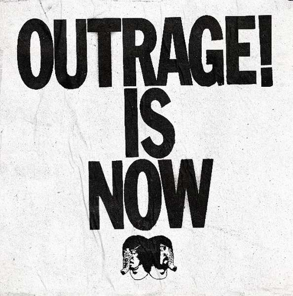 Death From Above – Outrage! Is Now cover artwork