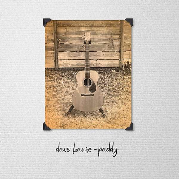 Dave Hause – Paddy EP cover artwork