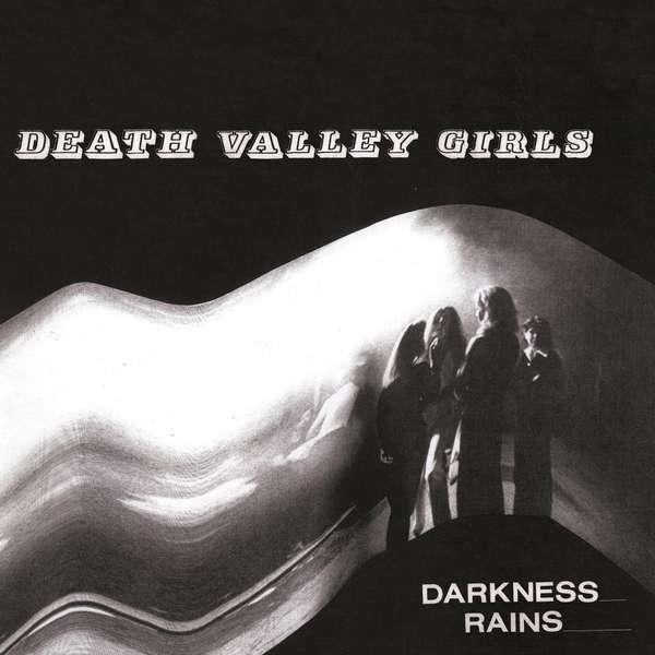 Death Valley Girls – Darkness Rains cover artwork